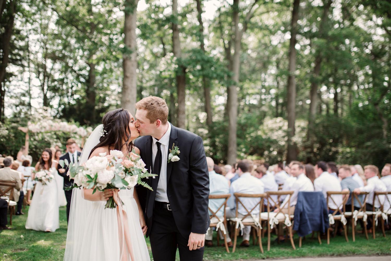 Wedding in Newburyport - photographer Analog Wedding